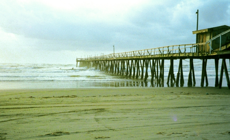 Gulf of Mexico Pier