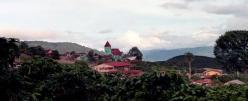 a village in central Costa Rica