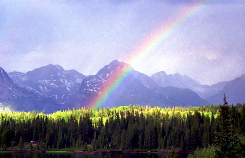 Colorado Rainbow