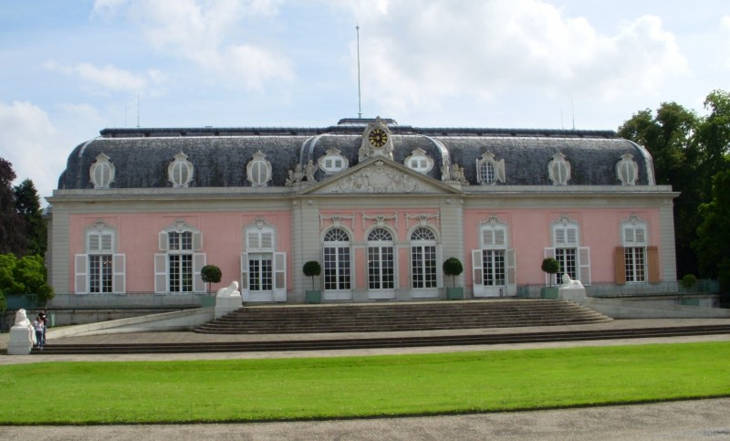Schloss Benrath (Benrath Palace)