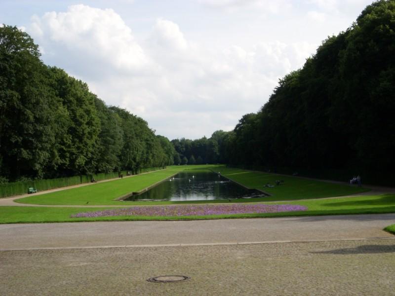 Schloss Benrath (Benrath Palace) gardens