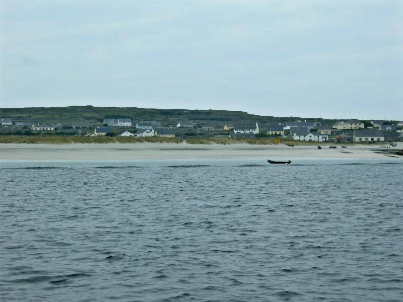 the coast of Inisheer