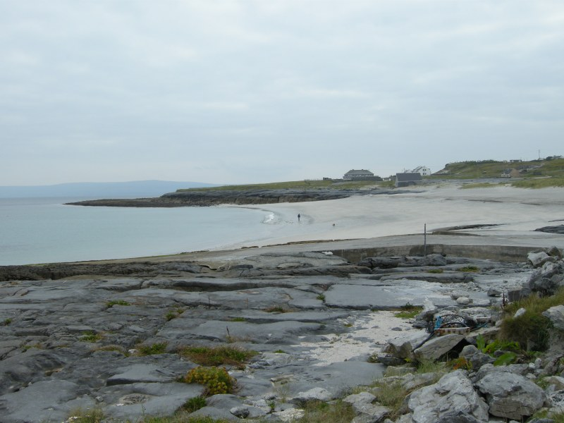 a beach on the island of Inisheer