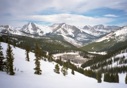 Monarch Mountain, Colorado