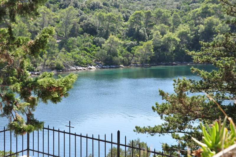 Malo Jezero in Mljet National Park, Croatia