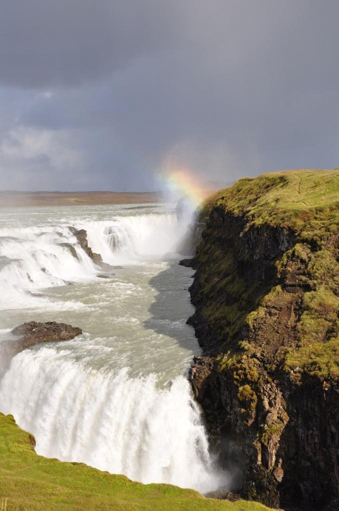 Iceland's Gullfoss