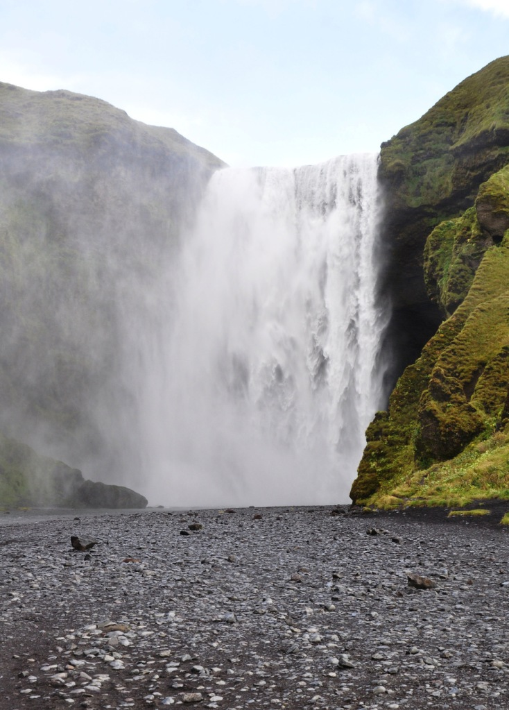 Iceland's Skogafoss