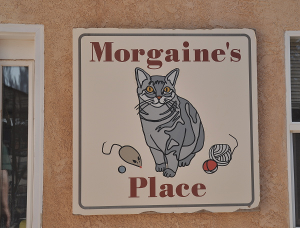 Morgaine's Place at Best Friends Animal Sanctuary in Kanab, Utah