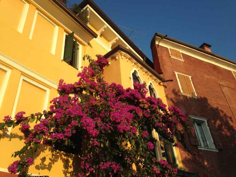 house in Castelletto, Italy